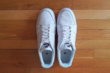 e40eab231f4 10 Dicas para limpar seu seu tênis branco
