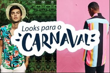Moda Masculina CARNAVAL 2019  Ideias de Looks Masculinos para o Carnaval d57cec1f4036c